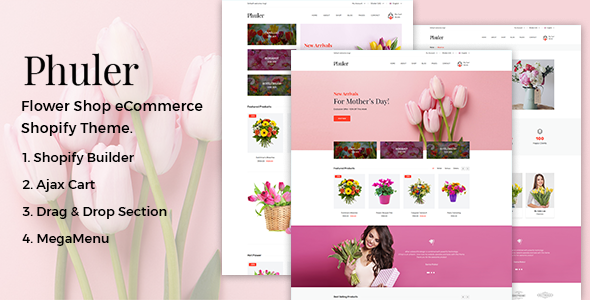 Phuler – Shopify Theme is an elegant & responsive