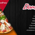 Domnoo – Pizza & Restaurant WordPress