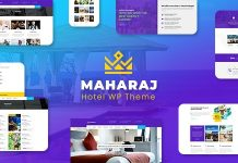 Maharaj Tour -Best Hotel & Tour & Holiday Theme