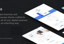 Obira is a modern WordPress theme