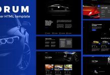 Sorum is a Best WordPress theme