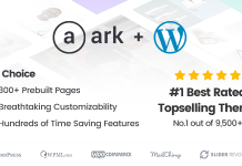 The Ark v1.46.0 - Multi-Purpose WordPress Theme