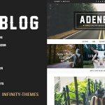 Aden Theme is a simple & easy to use clean and modern WordPress