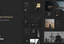 Insidect Architecture & Interior WordPress Theme