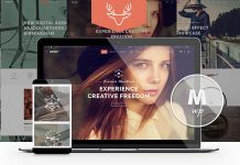 Moose -Responsive Creative Multi-Purpose Theme