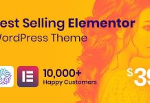 Phlox Pro & Elementor Ultimate Multipurpose WordPress theme