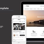 Oren is a highly detailed HTML template.