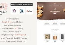 Zass is the perfect WooCommerce theme