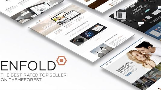 Enfold is a clean and responsive WordPress Theme
