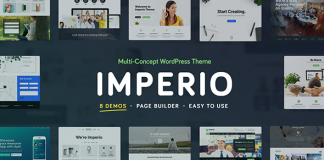 Imperio is a bootstrap framework