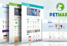 Petmark for WooCommerce WordPress theme