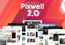 Pixwell is a powerful and multipurpose and modern WordPress