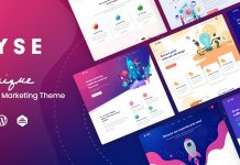 RYSE is an SEO & Digital Marketing WordPress theme