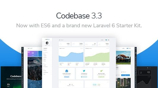 Codebase is a super UI framework
