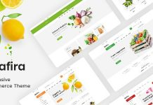 Safira is a modern & stylish and fully responsive Opencart theme