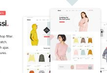 Elessi is a clean & modern and user-friendly WooCommerce Theme