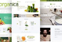 Organica WordPress Theme
