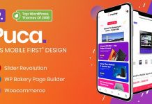 Puca is a flexible WooCommerce WordPress Theme.