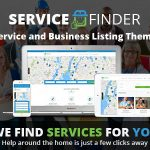 Service Finder WordPress Theme
